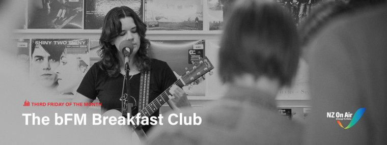 NZOnAir Music Presents The Breakfast Club