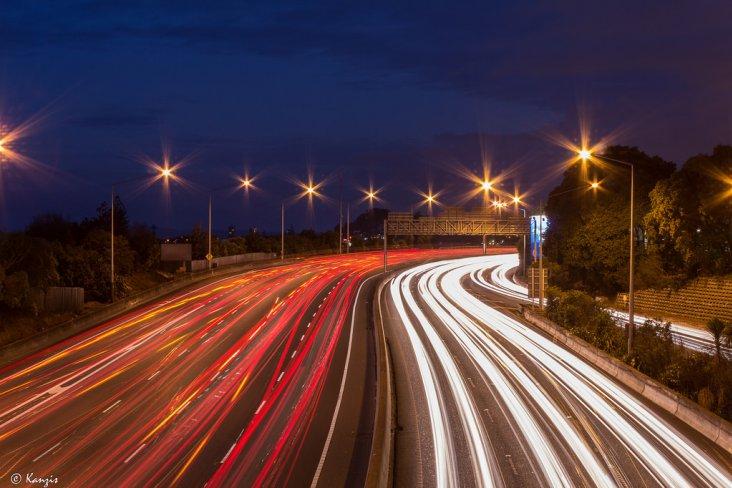 Auckland Traffic 95bFM