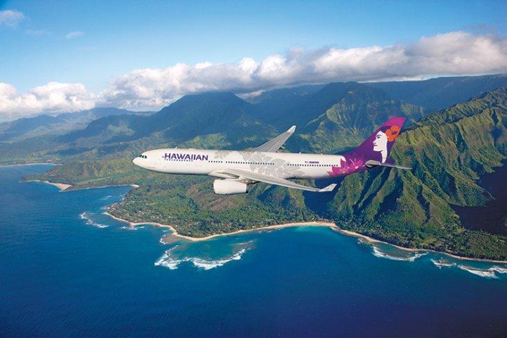 Hawaiian Airlines SSSPP 2017
