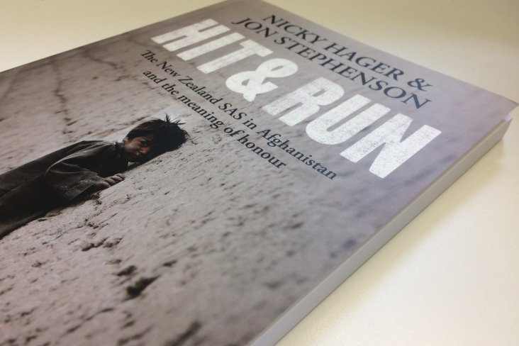 Hit & Run by Nicky Hager and Jon Stephenson