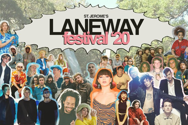 Laneway 2020 is ace