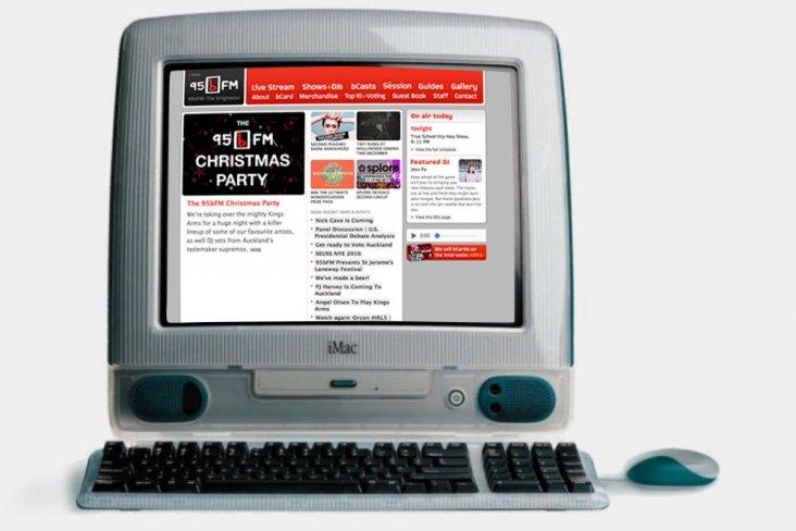 Original Cactuslab bFM website
