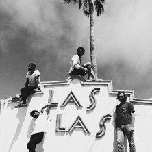 Allah-Las B&W