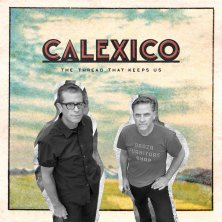Calexico at the Powerstation 29th January Auckland
